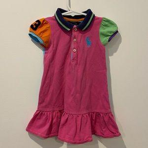Infant Girls Ralph Lauren Dress Size 18M